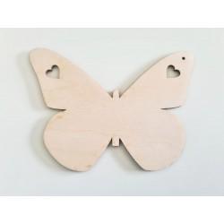 Motylek do malowania