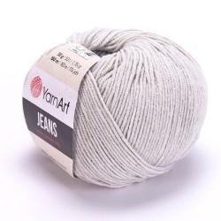 Yarn Art Jeans 49 jasny szary