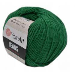 Yarn Art Jeans 52 zielony