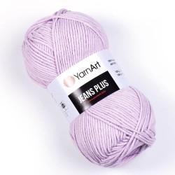 Yarn Art Jeans Plus 19 liliowy